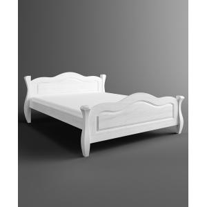Łóżko LOVANO sosnowe 1