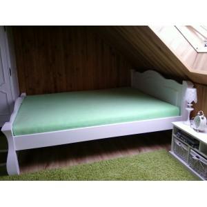 Łóżko LOVANO sosnowe 15