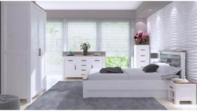 Zalety białej sypialni